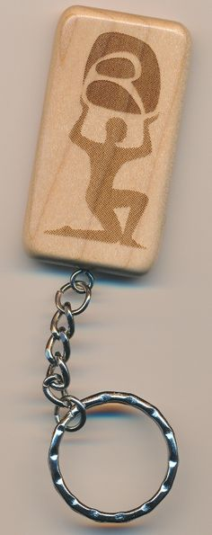 Wooden Keychains with Logo or Names Engraved@ Wooden Keychain, Scroll Saw, Custom Clothes, Keychains, Laser Cutting, Names, Personalized Items, Logo, Luxury