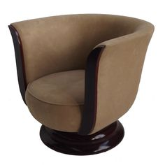 Modern art deco art deco and deco on pinterest - Deco lounge oud en modern ...