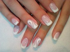 I'll always love french manicures