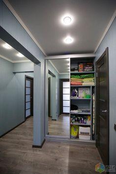 """""""Наше гнездо"""". Коридор. Очень хозяйственный шкаф.   Идеи для ремонта"""