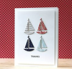 Love this Clean and Simple card by Laura Bassen using the July 2015 card kit by Simon Says Stamp.