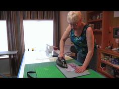 Your goal is simple. Sew blocks together made by a group for a quilt top. Before you are through the first row, you are ready to tear your hair out. Nothing matches.    Sharon Ledbetter, renown teacher and regional coordinator for the Quilts of Valor, shows you her full-proof method of consistently getting same-sized blocks no matter how big the g...