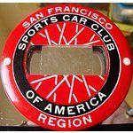 SPORTS CAR CLUB OF AMERICA - SAN FRANCISCO REGION