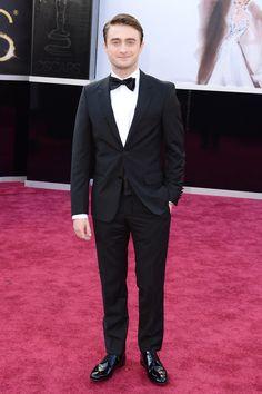 Todas las imágenes de celebrities y alfombra roja de los Oscars 2013: Daniel Radcliffe | Galería de fotos 49 de 63 | Vogue