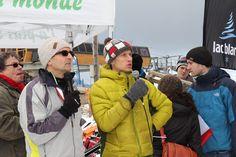 Retransmission des épreuves du 19 février 2014 à la station du Lac Blanc (Alsace)