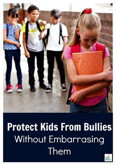Parents can bully proof their children from the harmful effects of bullying by equipping them with the skills needed to stand up to a bully.