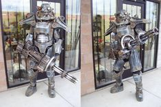 starship troopers cosplay | ... .gossipgamers.com/fallout-3-cosplay-brotherhood-of-steel-power-armor