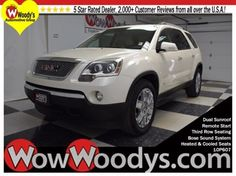 2010 GMC Acadia For