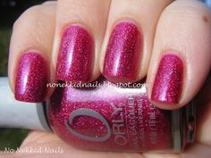 No Nekkid Nails: Orly Miss Conduct