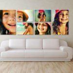cool 78 Amazing DIY Canvas Photo Collage Ideas Easy to Make  https://about-ruth.com/2017/07/21/78-amazing-diy-canvas-photo-collage-ideas-easy-to-make/