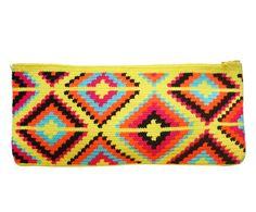 Bolsa Wayuu Anori - Amarela | Westwing - Casa & Decoração