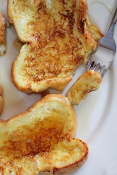 i should try this...eggnog french toast