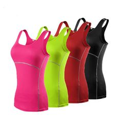 Tank tops for girls skinny sportswear compression tights bodybuilding crop #TankTops #GirlsSportswear