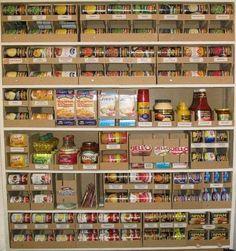 Home Canned Food Storage   Storage   Pinterest