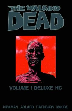 The Walking Dead Omnibus Volume 1 HC (New Printing):     This deluxe hardcover features the first 24 issues of the hit series (complete with covers) all in one massive, oversized slip-cased volume.