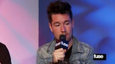 """Bastille on """"Bad Blood"""" Album & North American Tour- I nearly lost it with Kyle, his impression of Woody was so funny!"""