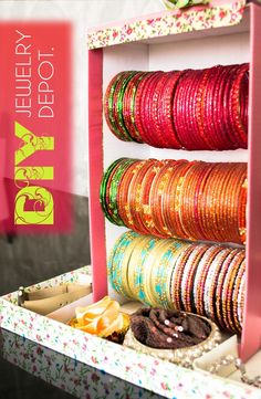 Craft A Doodle Doo: The Decorista Chronicles- DIY Jewelry depot!