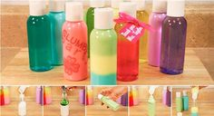 How to Make Lotions and Shower Gels http://pinterest.com/nfordzho/soaps/