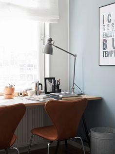 Series 7 chair by Arne Jacobsen from Fritz Hansen | Hitta hem: Hemma i Vindmöllan