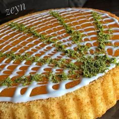 Image may contain: food Turkish Recipes, Ethnic Recipes, Bread Cake, Food Decoration, Quiche, Beautiful Cakes, Avocado Toast, Delicious Desserts, Cupcakes