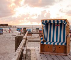 Abends geht's ans Meer - Beach Motel Sankt Peter-Ording