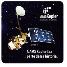 Adesivo Landsat.