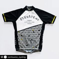 A little  contourco cycling for  elevatemefoods ・・・ The jersey from our  first… 6898a421e