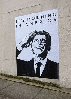 Obey Propaganda - Mourning In America