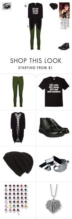"""AJs #44"" by punkalishous ❤ liked on Polyvore featuring Boohoo, Label Lab, Neil Barrett, Phase 3, MyStyle, FH and nw"