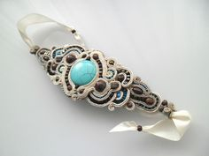 Turquoise bracelet 2 - Handmade Wonderland