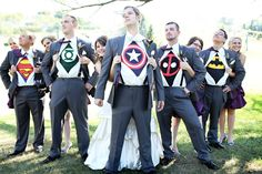 cool 28 Cute Groomsmen Superhero Shirts Ideas for Unforgettable Wedding https://viscawedding.com/2017/06/08/28-cute-groomsmen-superhero-shirts-ideas-unforgettable-wedding/