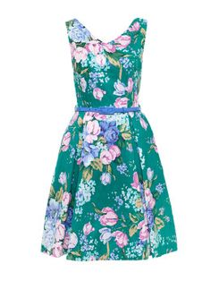 Vintage Inspired Dresses, Vintage Dresses, Vintage Outfits, Floral Dresses, Floral Fashion, Fashion Dresses, Vintage Fashion, Lovely Dresses, Beautiful Outfits