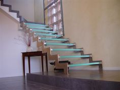 Led stairs