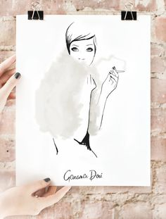 The Artist & Her Atelier - Garance Doré