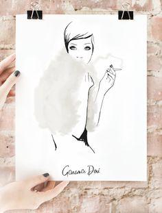 Garance Doré Boutique - The Last Smoke