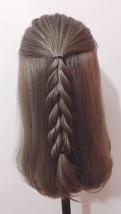 129 trendy braided hairstyles for long hair to look amazingly awesome 129 trendy braided hairstyles for long hair to look amazingly awesome Related posts:Elegante Braid Half Up Half Down Frisuren Braided Hairstyles For Black Women Cornrows, Braided Hairstyles Tutorials, Easy Hairstyles For Long Hair, Braids For Short Hair, Beautiful Hairstyles, Party Hairstyles, Trendy Hairstyles, School Hairstyles, Wedding Hairstyles
