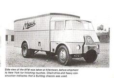 """HAIL (BIG) CAESAR""!! (Bulldogs and early Mack AC's, etc, etc!!)"