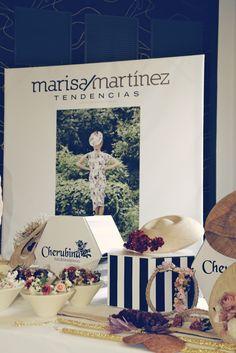 Tercer Open day Grupo REX-  Tocados, pamelas, diademas y complementos- Marisa Martínez-