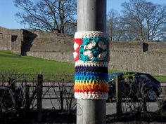 Yarn Bomb Carlisle