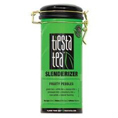 - Loose Leaf Tea, Lean Green Machine, 4 oz Tin -- You can find out more details at the link of the image. (This is an affiliate link) #GreenTea