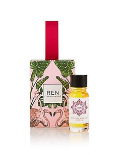 Moroccan Rose Bath Oil 10ml