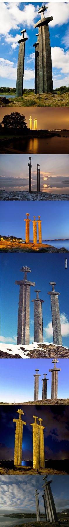 One of the coolest monuments in the world.