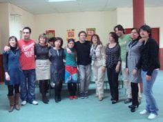 """BLOGando n@ Espanha: Foi autorizada a deslocação a San Fernando de Henares, Madrid, Espanha, durante a semana que decorreu de 14 a 18 de Março de 2011, a fim de representarmos a EB1/JI Prof. Maximino Rocha, EBS Tomás de Borba, no encontro do projeto Kids Forget Traditional Street Games que se realizou na escola """"Colegio Público Guernica""""."""