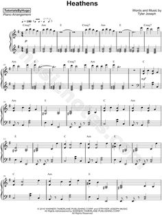 print and download high hopes sheet music by panic at the disco sheet music arranged for piano. Black Bedroom Furniture Sets. Home Design Ideas