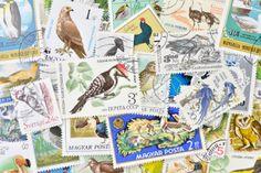 世界の使用済み切手(30枚入り)