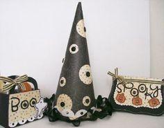 Halloween Cricut Decorations