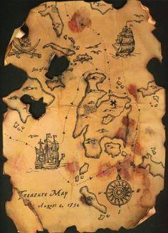 карта, map