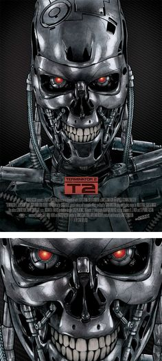 Read More About Sci-fi Movie Posters by Dani Blázquez | Inspiration Grid | Design Inspiration...