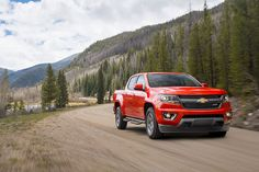 Chevy Colorado Diesel, Ford F-150 Rated Greenest Pickup Trucks