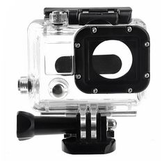 Go Pro Accessories Waterproof Case 45m Underwater Diving Shell Cover Housing Skeleton Frame for Gopro Hero 3/3+/4 / F3027
